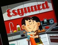 Esguard Magazine Covers