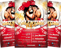Exclusive Valentine Days Events Party