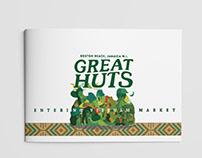 Great Huts Resort - Report