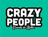 Crazy People - Escuela de Rollers -