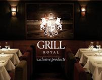 Grill Royal at Home