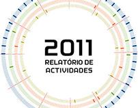 Relatório de Actividades 2011 — Museu da Ciência