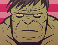 The Bored Hulk