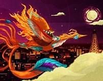 Ilustracion volare