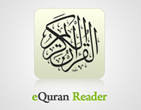 eQuran Reader Icons (iPad & iPhone)