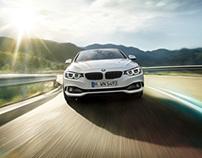 Postproduction BMW 4er Cabrio