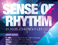 Sense of Rhythm