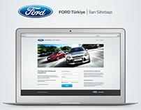 Ford Turkey Ad Wizard / İlan Sihirbazı