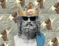 Modern Greek Gods