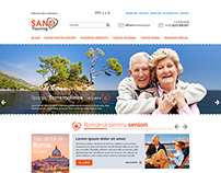 Senior Tourism Website