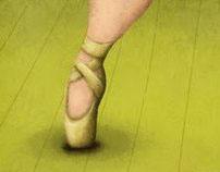 Ballerina Expressionale