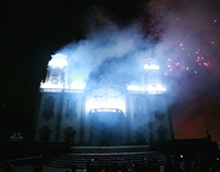Mapping Events // Viseu New Year 2014