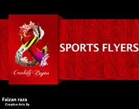 SPORTS FLYERS