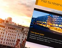 Design Interface Hotel App