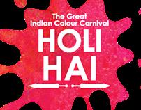 The Great Indian Colour Carnival - Holi Hai!