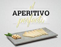 """El Aperitivo Perfecto """"Facebook App"""""""