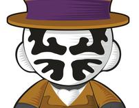 Watchmen Munny Designs