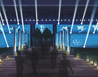 The Olympic Museum - Event Visualisation