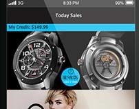 offer & deals Concept app