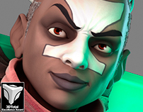 EKKO the boy who shattered time