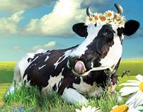 Dos Pinos - El Paraíso de las Vacas