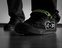 DC shoes spot