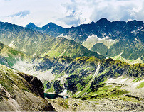Tatra Mountains - Panoramas