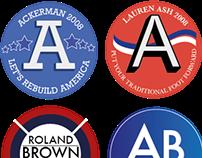 The Ackerman Presidency