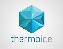 ThermoIce Logo Concept