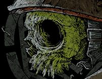 Grenade 50 Caliber