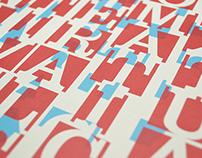 CounterAlt Typeface