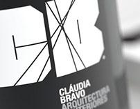 Cláudia Bravo Architecture. Brand | Web
