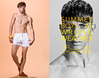 Summer Boys @ Wrong Weather