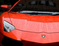 FastCocktail:1/3 Prime Lens ,1/3 Lamborghini ,1/3 Rain