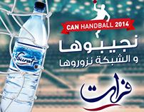 Fourat - CAN HANDBALL 2014