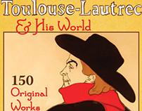 Washington Pavilion - Toulouse Lautrec Exhibit