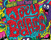 Converse Rubber Tracks Live: Joey Bada$$ poster