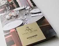 Vista Alegre Hotelware Flyer