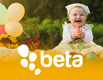Beta Party Supplies Company Web Design & Development