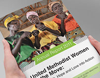 United Methodist Women Annual Report