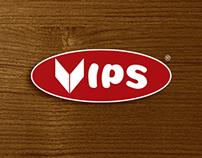 Propuesta pagina web VIPS