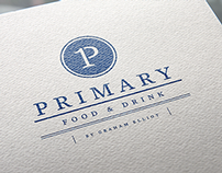 Primary Food & Drink by Graham Elliot