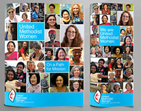 United Methodist Women Membership Brochures