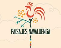 Web Paisajes Navaluenga (2012)