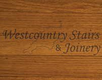Westcountry Stairs and Joinery / Window Sticker