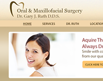 Dr Gary Ruth - Website