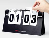 """ESPN """"Scoreboard Calendar"""""""