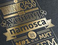 Namosca Type Art