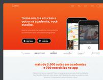 Lovelô - Landing Page