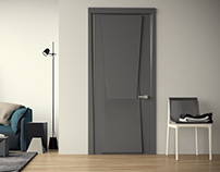 Design of door